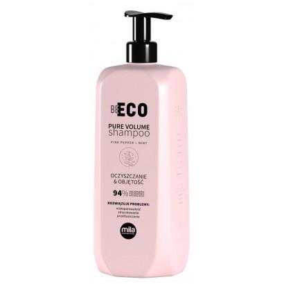 Szampon Mila Be Eco Pure Volume oczyszczający i nadający objętość