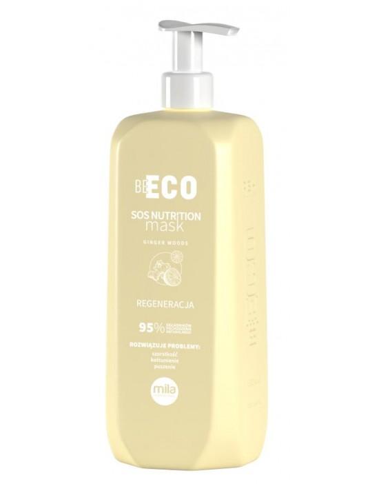 Maska Mila Be Eco SOS regenerująca, Nutrition