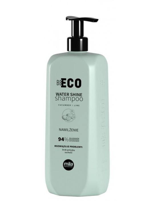 Mila Be Eco Water Shine Szampon nawilżający