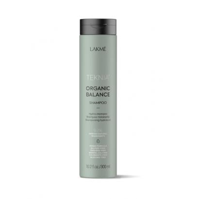 Lakme Tekna Organic Balance Szampon organiczny do częstego stosowania 300ml