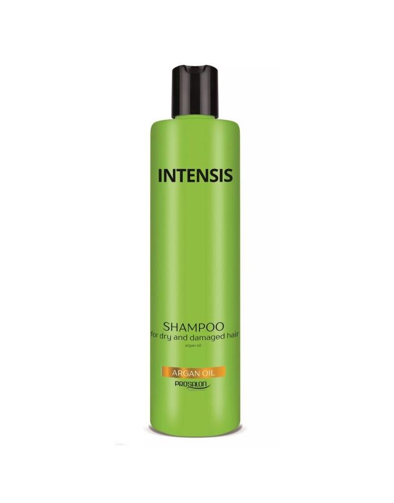 Szampon Argan Oil do włosów suchych i zniszczonych Chantal Intensis 300ml