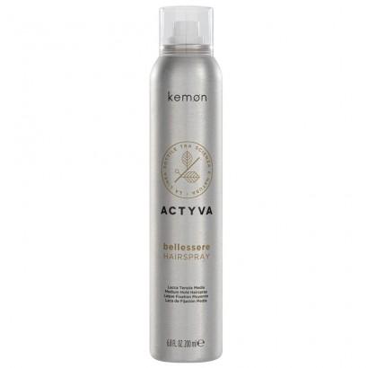 Kemon Actyva Styling Lakier do włosów średnio utrwalający Bellessere