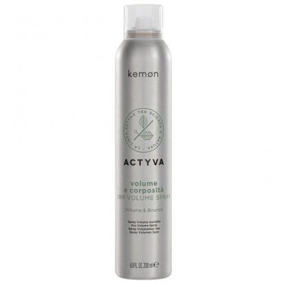 Kemon Actyva Styling, Suchy spray zwiększający objętość