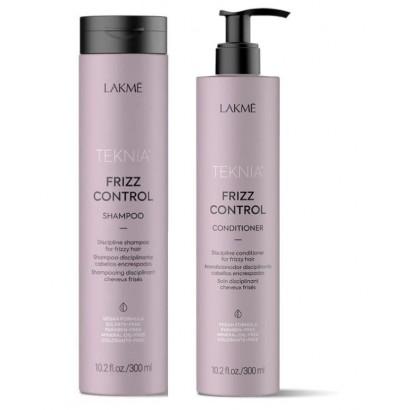 Lakme Teknia CONTROL: szampon przeciw puszeniu, odżywka przeciw puszeniu