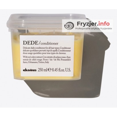 Davines ESSENTIAL HAIRCARE DEDE Conditioner, odżywka do włosów do delikatnych i cienkich 250 ml