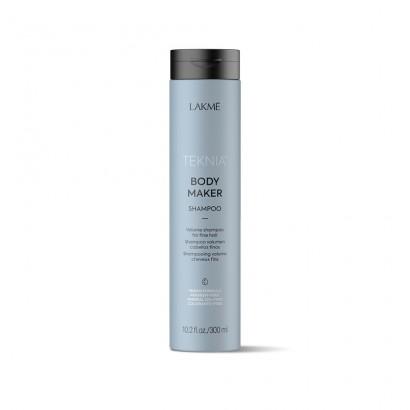 Lakme Teknia szampon BODY MAKER, Szampon nadający objętości 300ml