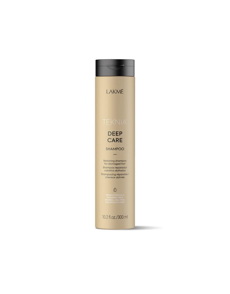 Lakme Teknia szampon DEEP CARE, Szampon odżywczy 300ml