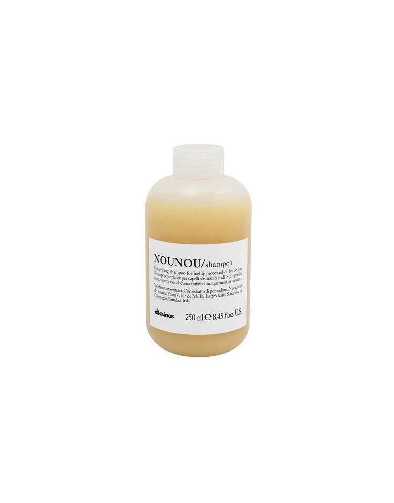 Davines NOUNOU Shampoo, wzmacniający szampon do włosów suchych i zniszczonych 250 ml