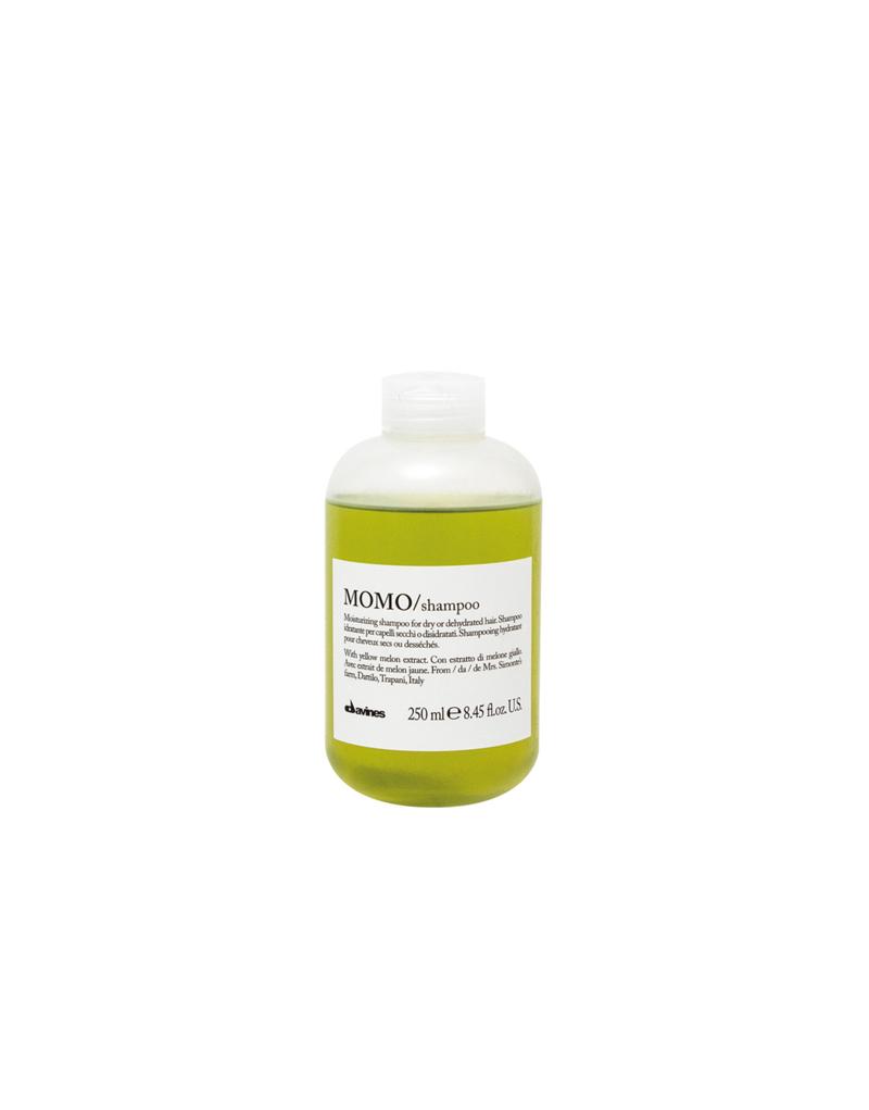 Davines MOMO Szampon, szampon głęboko nawilżający do suchych lub odwodnionych włosów 250 ml