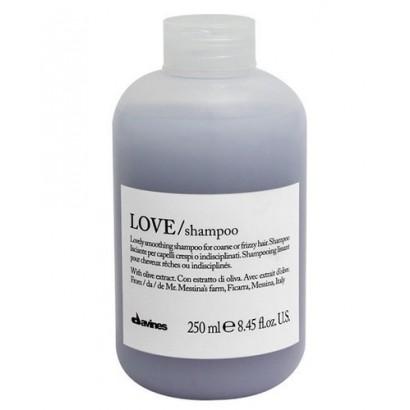 Davines Love Smooth, szampon wygładzający LOVE SMOOTH Shampoo 250 ml