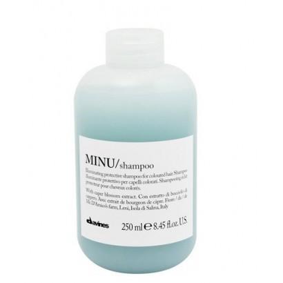 Davines MINU, Szampon do włosów farbowanych 250 ml