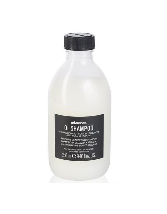 Davines OI Shampoo, Szampon organiczny do wszystkich rodzajów włosów 280 ml