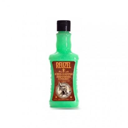 Reuzel Scrub Shampoo 350 ml, szampon oczyszczający włosy i skórę głowy