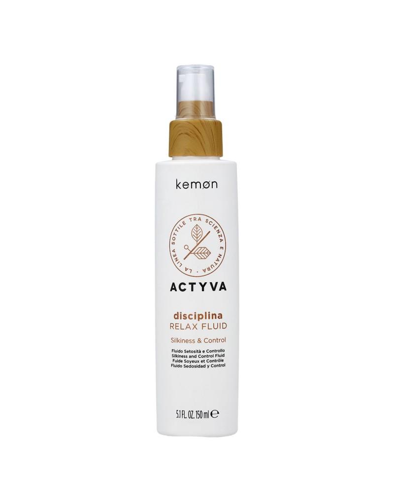 Kemon Actyva, Disciplina Relax Fluid, Fluid wygładzający 150ml