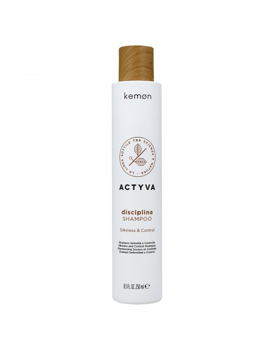 Kemon Actyva Disciplina Shampoo Szampon dyscyplinujący 250ml