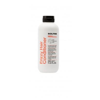 Solfine odżywka CARE FRIZZY HAIR 350 ml, Odżywka do włosów kręconych