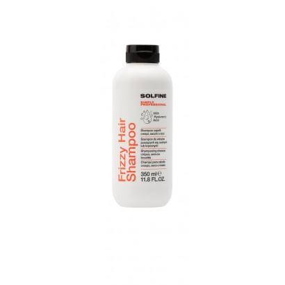 Solfine szampon CARE FRIZZY HAIR 350 ml, Szampon do włosów kręconych