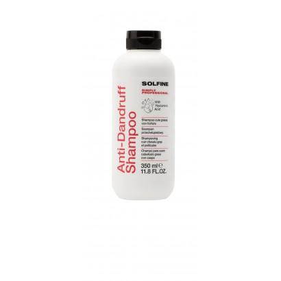 Solfine szampon CARE ANTI-DANDRUFF 350 ml, Szampon przeciwłupieżowy