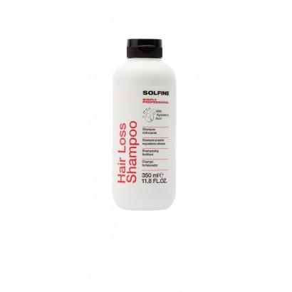 Solfine szampon CARE HAIR LOSS 350 ml, Szampon przeciw wypadaniu włosów