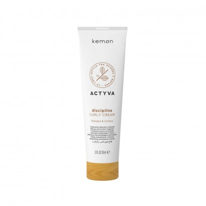 Kemon Actyva, Disciplina Krem Curly 150ml