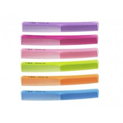 Grzebień fryzjerski kolorowy Euro Stil 116E