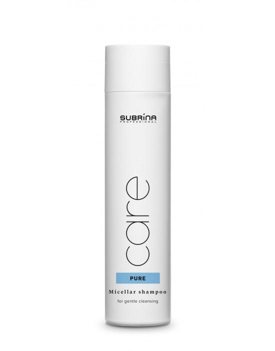 Subrina szampon PURE Care micelarny 250 ml, delikatny szampon