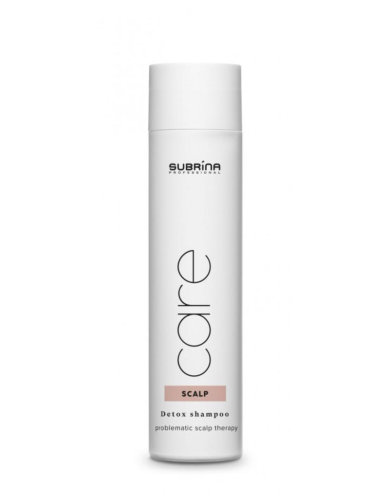 Subrina szampon SCALP Care Detox, Szampon oczyszczający 250 ml