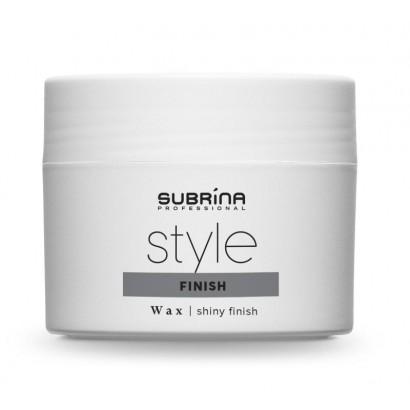 Subrina Wosk FINISH Style, wosk do włosów 100 ml