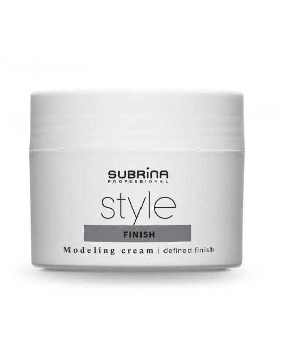 Subrina FINISH Style Modeling cream, krem modelujący 100 ml