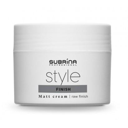 Subrina FINISH Style Matt Cream, krem matujący 100 ml