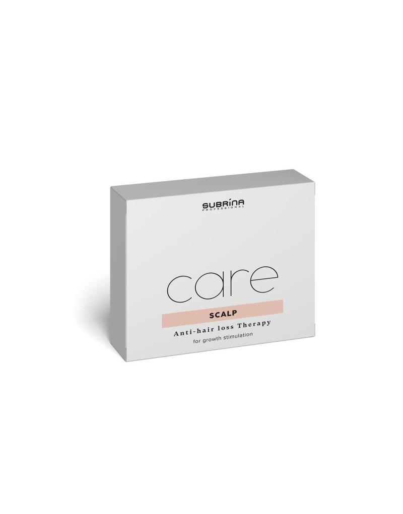 Subrina ampułki SCALP Care, ampułki przeciw wypadaniu włosów 5x10 ml