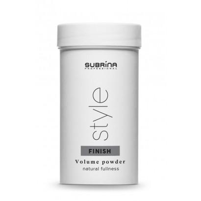 Subrina puder FINISH Style, puder zwiększający objętość 10 g