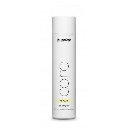 Subrina szampon REPAIR Care 250 ml, szampon do włosów zniszczonych