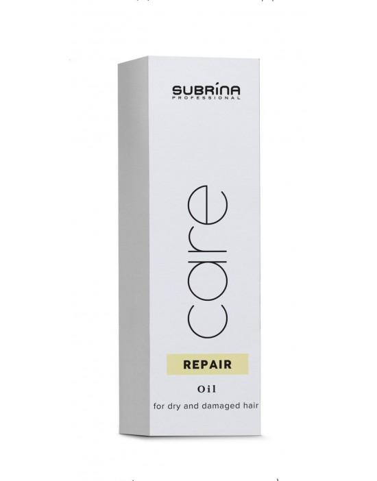 Subrina olejek REPAIR Care Oil, olejek do włosów zniszczonych 50 ml
