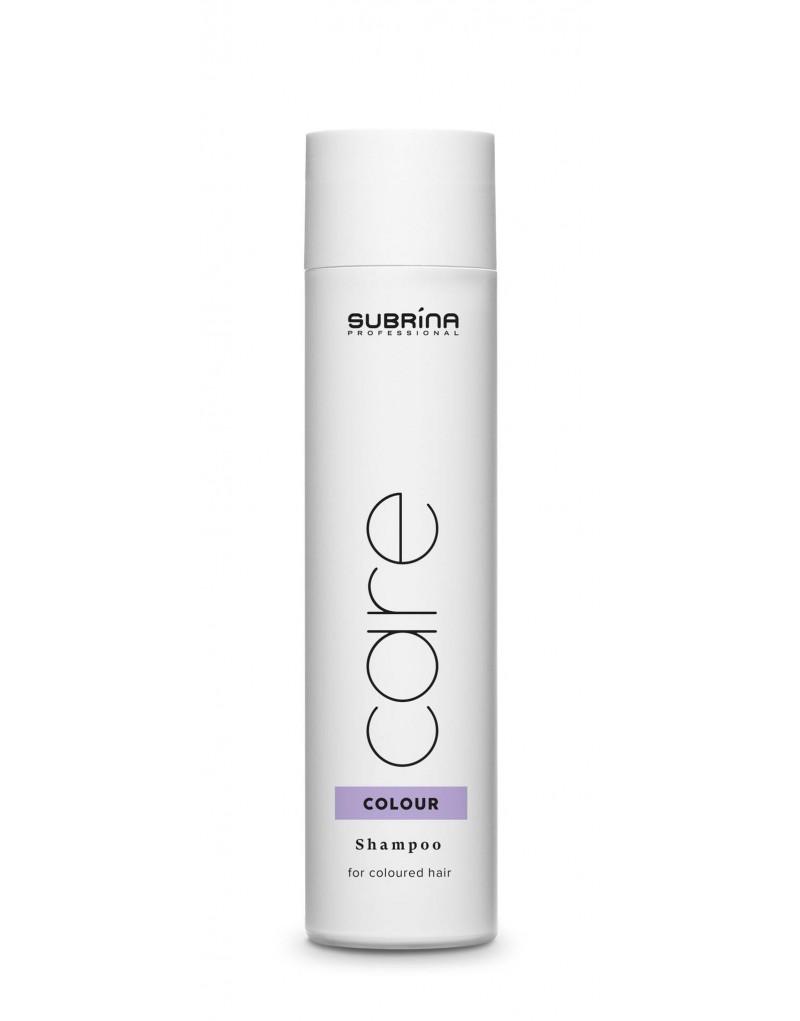 Subrina szampon COLOUR Care 250 ml, szampon do włosów farbowanych