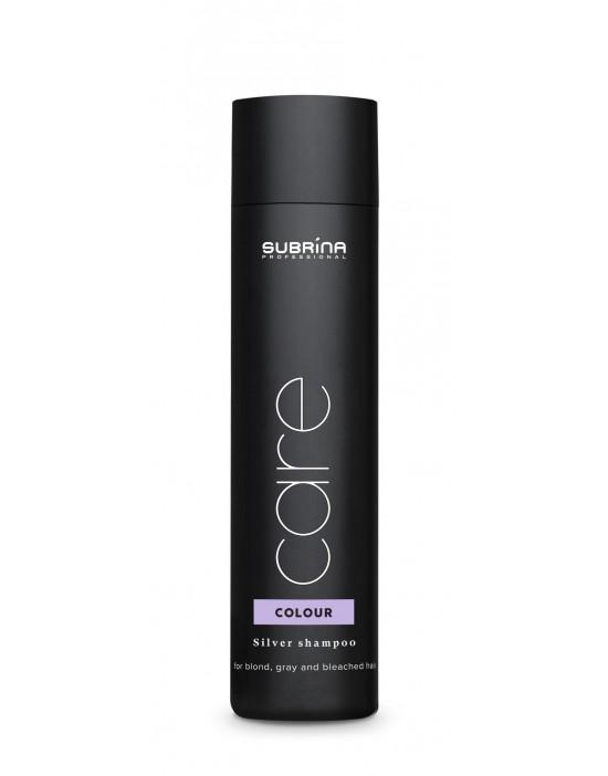 Subrina szampon COLOUR SILVER Care 250 ml, Szampon do włosów blond