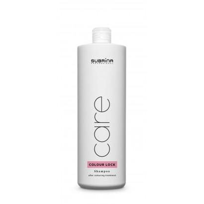 Subrina szampon COLOUR LOCK Care, Szampon po zabiegu koloryzacji 1000 ml