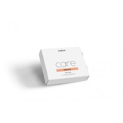 Subrina ampułki KERATIN Care, ampułki do włosów silnie zniszczonych 6x10 ml