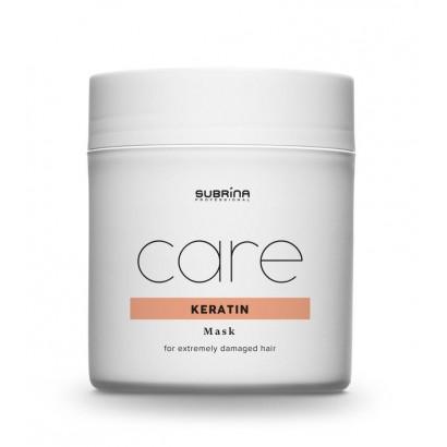Subrina maska KERATIN Care, Maska do włosów silnie zniszczonych 500 ml