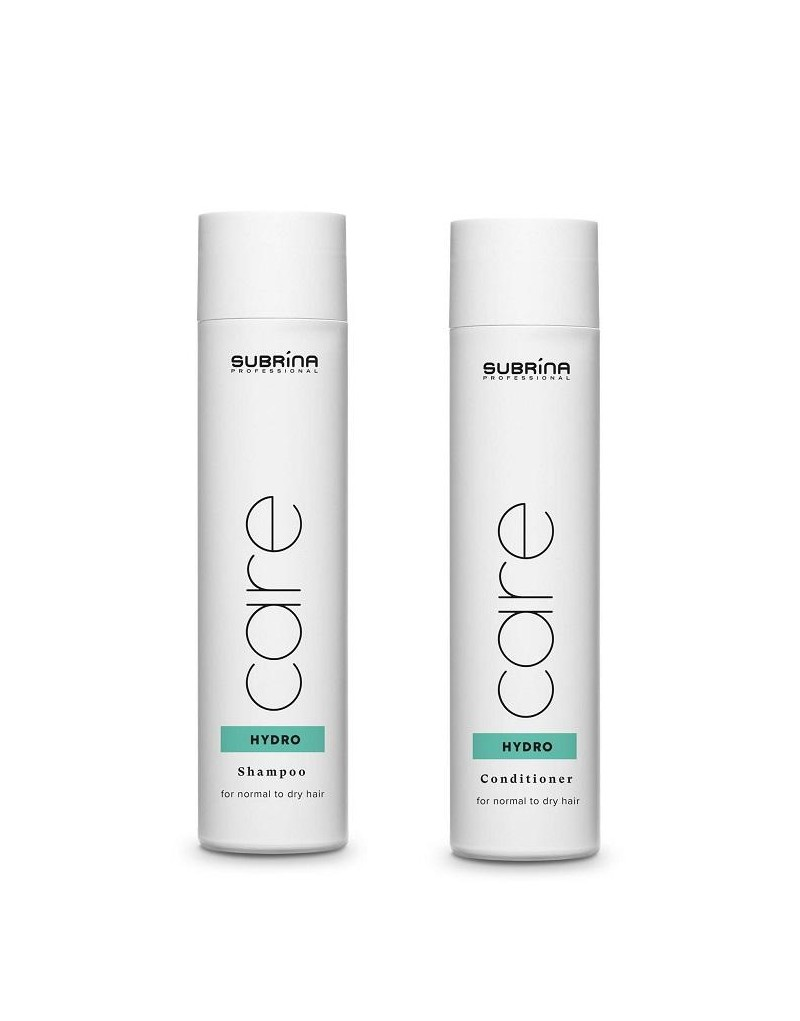 Subrina Professional: Szampon Hydro 250 ml, odżywka Hydro 250 ml