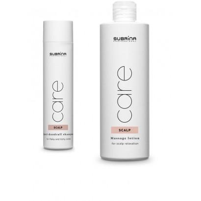 Subrina Professional: Szampon przeciw łupieżowy 250 ml, lotion do masażu 480 ml