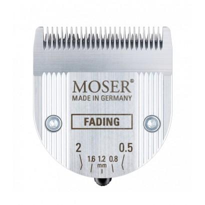Moser 1874 Genio PRO Fade Edition black