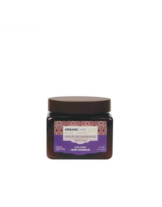 Arganicare PRICKLY PEAR Luxury Oil, maska do włosów ultra regenerująca z Opuncją figową 400 ml