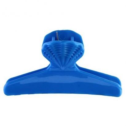 Ząbki, klipsy do włosów kolorowe rozdzielcze KMS