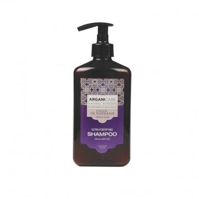Arganicare PRICKLY PEAR, szampon wzmacniający do włosów z Opuncją figową 400 ml