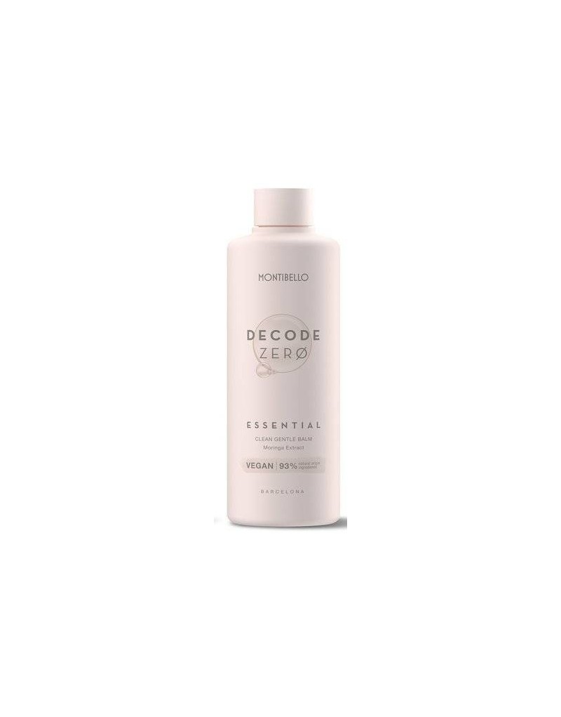 Odżywka do włosów Decode Zero Essential Balm Montibello 750 ml