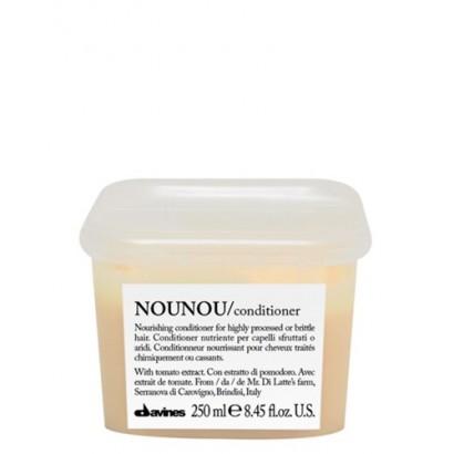 Davines NOUNOU odżywka, odżywka wzmacniająca do włosów suchych i osłabionych 250 ml