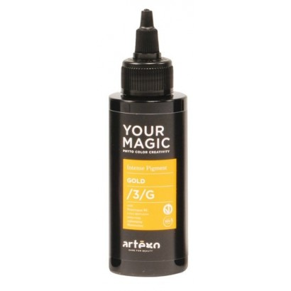 Pigment skoncentrowany YOUR MAGIC Artego Gold 100ml
