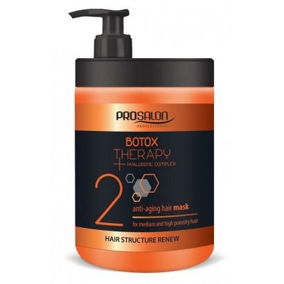 BOTOX THERAPY maska, Botox na włosy, botox do włosów