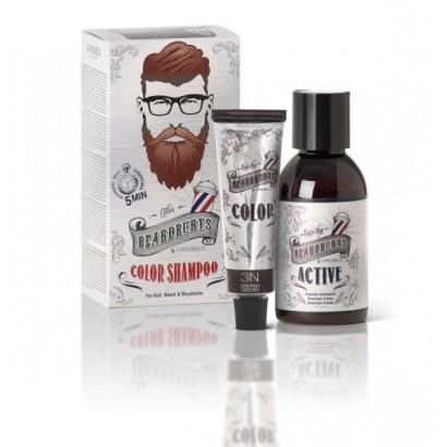 Beardburys szampon koloryzujący